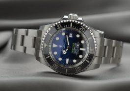 Classic Silver Rolex Watch in for Repair UK